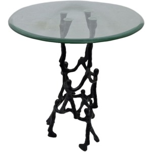 Teamwork Accent Table