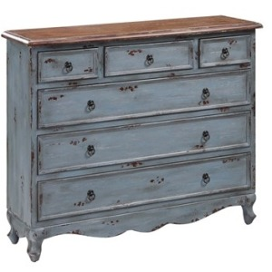 Shoreview 4-drawer Cabinet