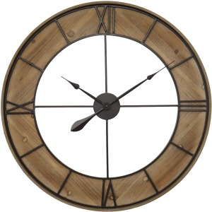 Seconds Away Wall Clock