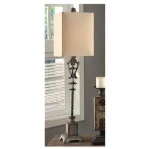 Belle Iron Large Buffet Lamp