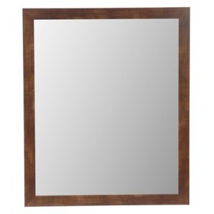 Mirror Walnut Frame