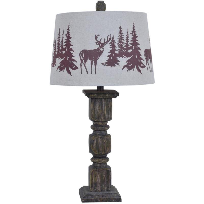 Hunt Table Lamp 29