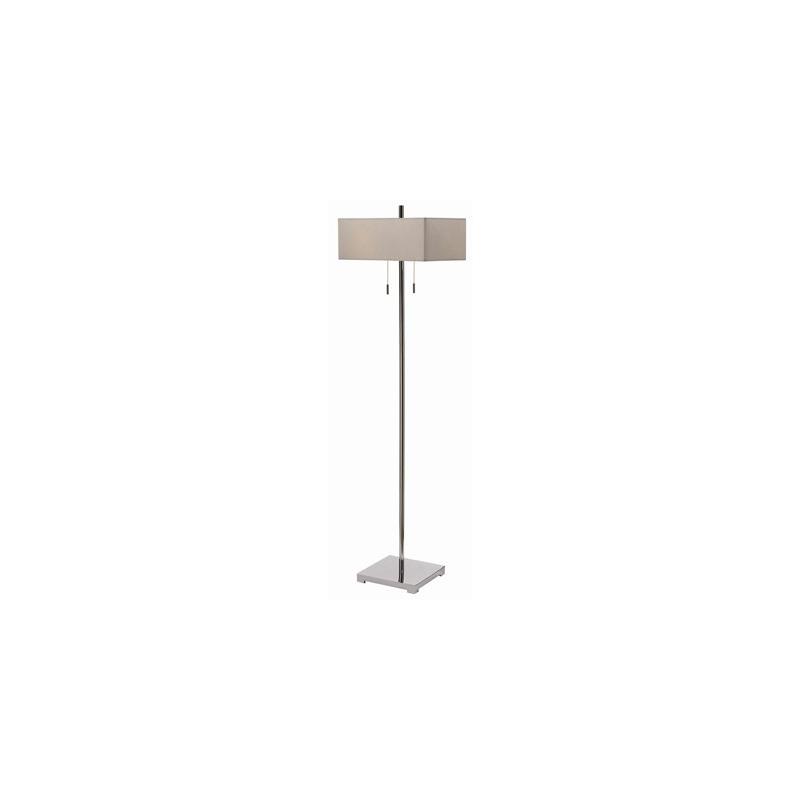 Orlo Twin Light Floor Lamp