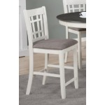 Hartwell Counter Height Dining Chair - Chalk Grey