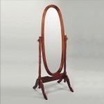 Cherry Cheval Mirror 59.5