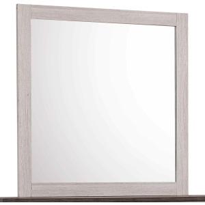 Coralee Dresser Mirror - Chalk Grey