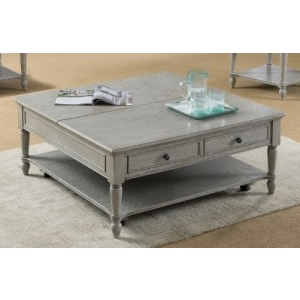Liberty Lift Top Cocktail Table w/Casters
