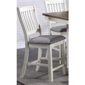 Jorie Counter Height Dining Chair - Chalk Grey
