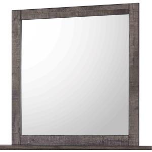 Coralee Dresser Mirror - Grey