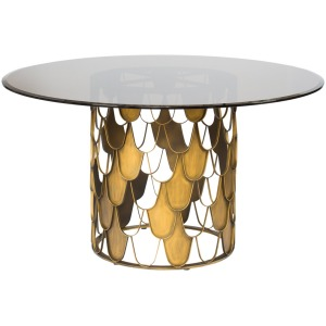 MOSCOW ROUND DINING TABLE