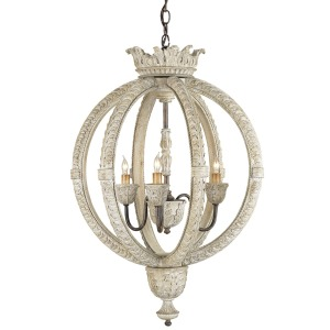 Dauphin Chandelier, Small