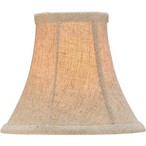 Natural Linen Shade, Medium