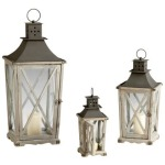 Cornwall Lanterns Set of 3