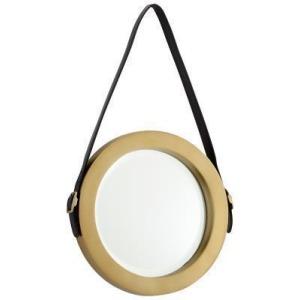 Round Venster Mirror