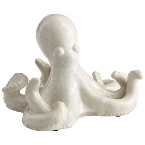 Octopus Paul Sculpture