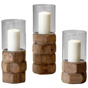 Small Hex Nut Candleholder