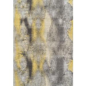 "Modern Greys Graphite 7'10"" x 10'7"""