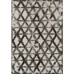 "Cadence Pewter Rug - 5'3"" x 7'7"""