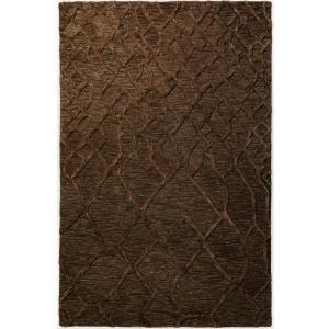 "Mojave Chocolate Rug - 5' x 7'6"""