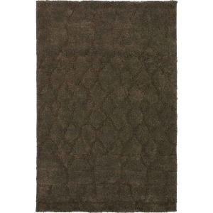 """Marquee Taupe Rug - 5'1"""" x 7'5"""""""