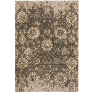 """Orleans Taupe Rug - 5'1"""" x 7'5"""""""