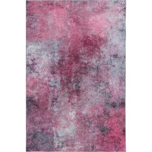 Nebula Rose Quartz Rug - 8' x 10'