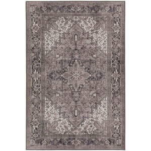 "Amanti Taupe Rug - 7'10"" x 9'10"""