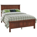 Bryson King Panel Bed