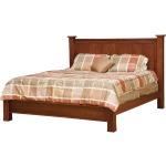 Treasure King Bed w/ Low Footboard