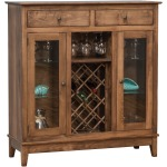 Shaker Wine Cabinet