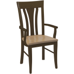 Tulip Back Arm Chair