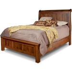Lewiston Queen Sleigh Bed w/Low Footboard
