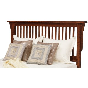 Lewiston Queen Slat Headboard