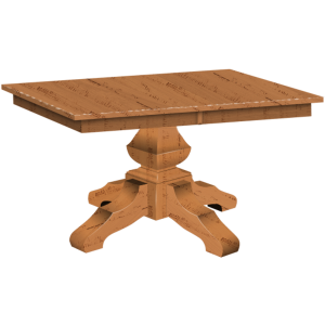 Kingsdale Single Pedestal Table