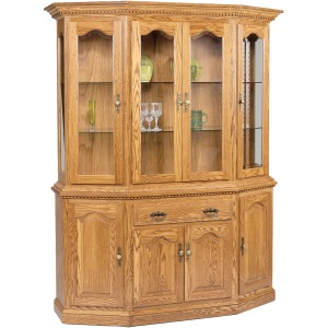 Canted Hutch & Buffet