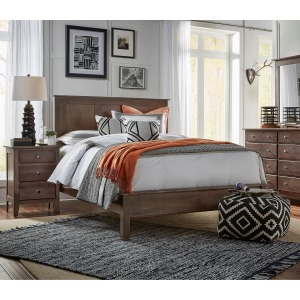 Mapleton King Panel Bed