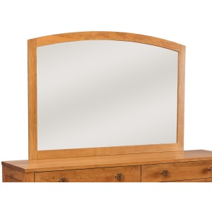 Nouveau Tall Wide Mirror