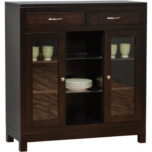 Kingsdale 2-Drawer China Cabinet