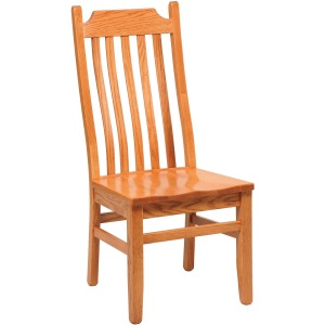 Shaker Lumbar Side Chair