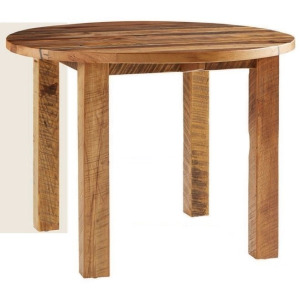 """Counter Height 60"""" Round Leg Table"""