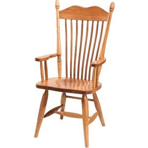 Hoosier Bent Back Chair