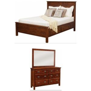 Lewiston 3PC Queen Bedroom Set