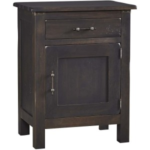 Wildwood Nightstand - 1 Door 1 Drawer