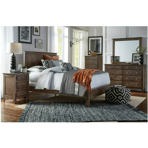 Mapleton 5 PC Queen Bedroom Set