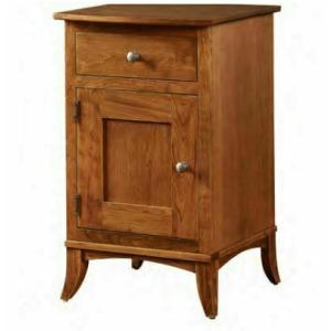 Holmes 1-Drawer Nightstand