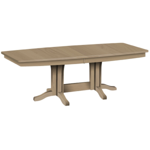 Millsdale Double Pedestal Table