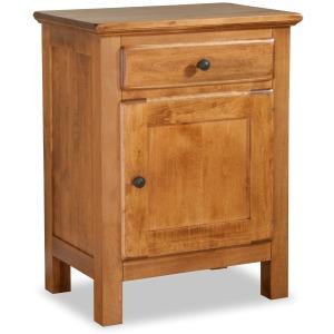Lewiston 1-Drawer, 1-Door Nightstand