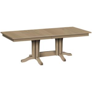 Millsdale Double Pedestal Table