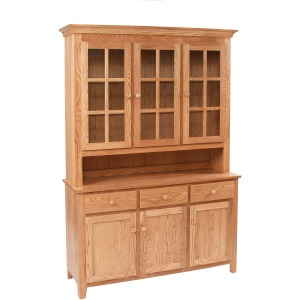 Shaker Hutch & Buffet