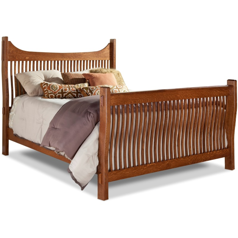 Royal Mission Queen Bed